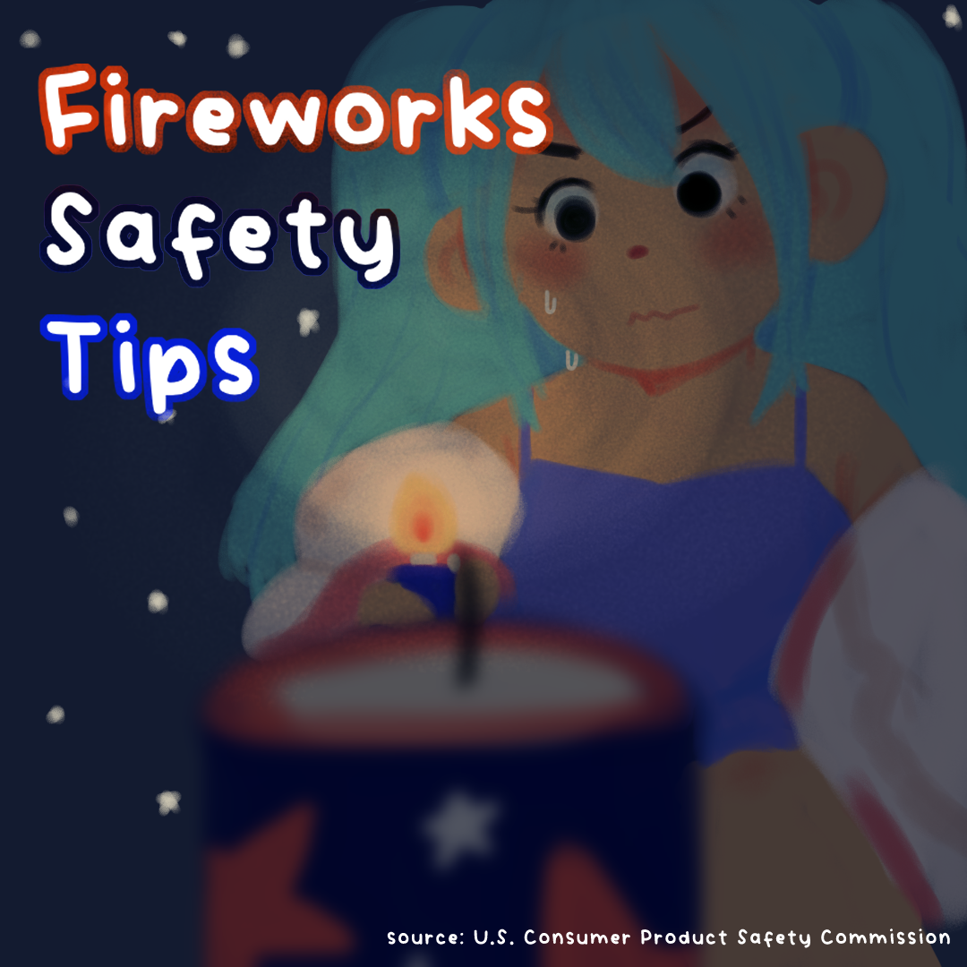 How to be safe this Fourth of July weekend