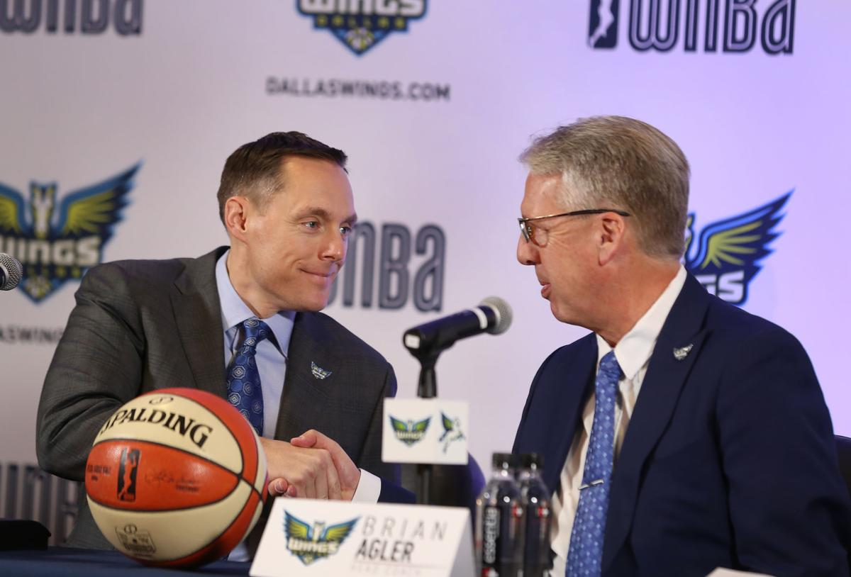 Dallas Wings appoint Brian Agler as head coach