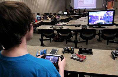 LAN party also will feature Wii games