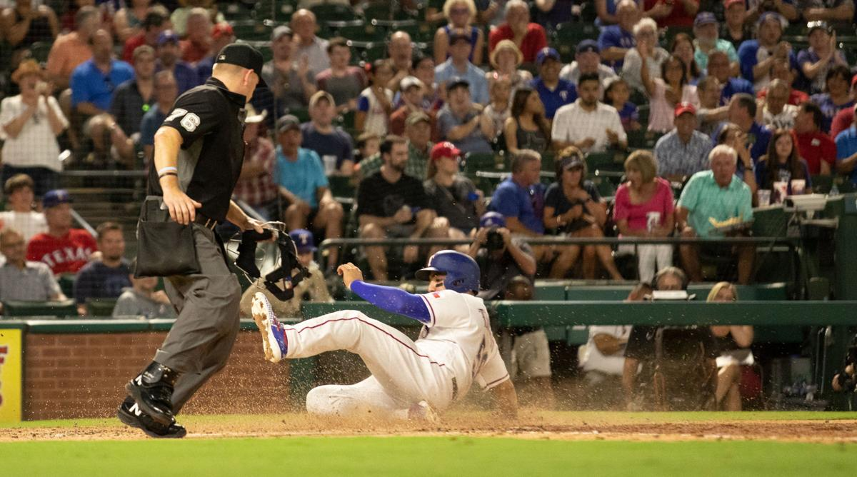 Final UTA Night at Globe Life Park brings victory for Texas Rangers over Tampa Bay Rays