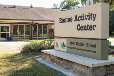 Eunice Activity Center to reopen next year after closing due to pandemic, winter freeze