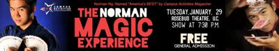 The Norman Magic Experience