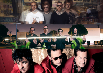 Green Day, Fall Out Boy and Weezer to come to Globe Life Field in summer 2020
