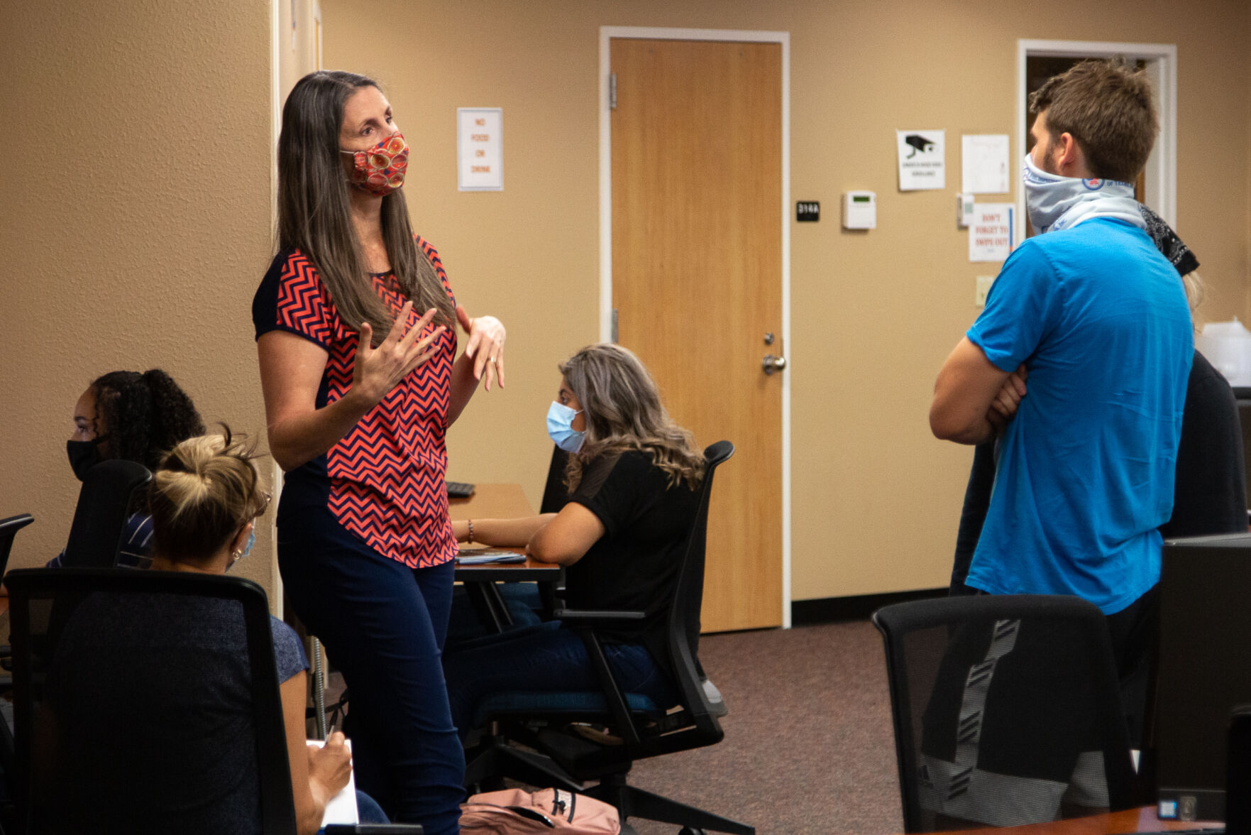 UTA professors, lecturers share how they've adapted their workflow and classes amid COVID-19