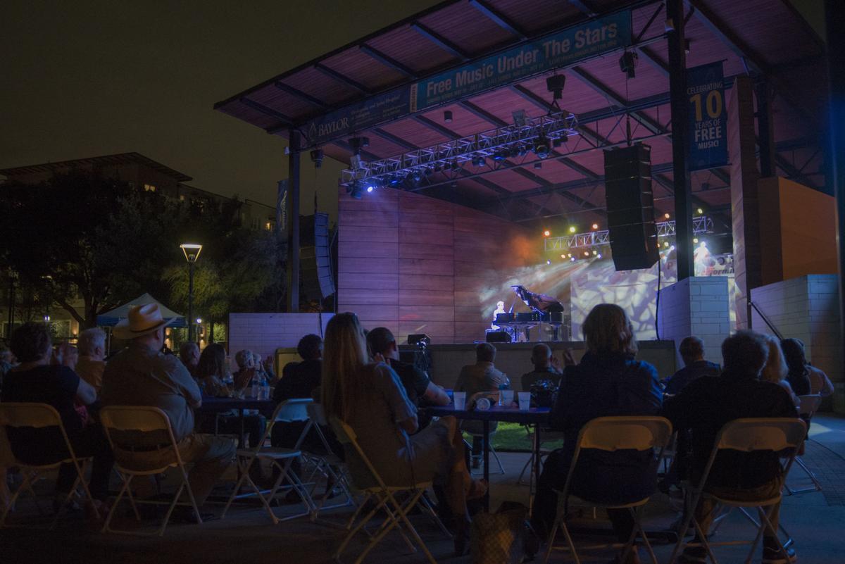 Levitt Pavilion announces concert showings for its eleventh season