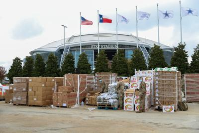 Tarrant Area Food Bank to hold Meals for Moms event at AT&T Stadium