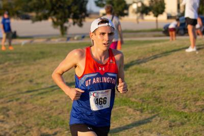 Track and field senior distance runners break personal and meet records at season finale