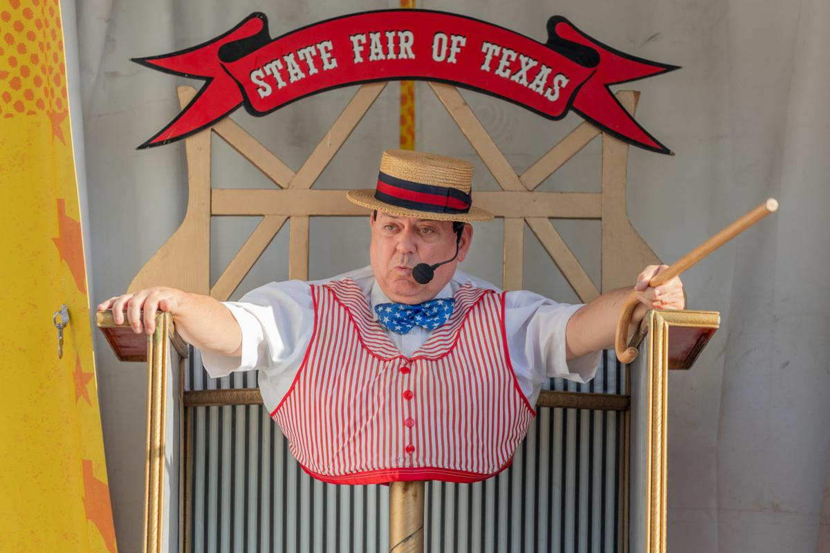 Photos: Family and friends find fun at State Fair of Texas