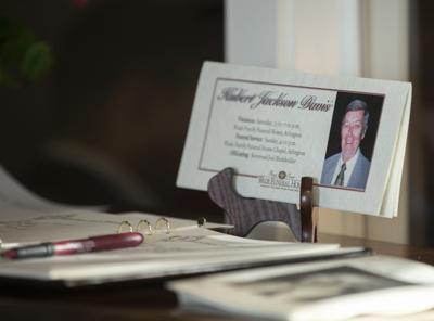 "Reflecting on Hubert Jackson ""Jack"" Davis' decades of support for UTA Athletics"