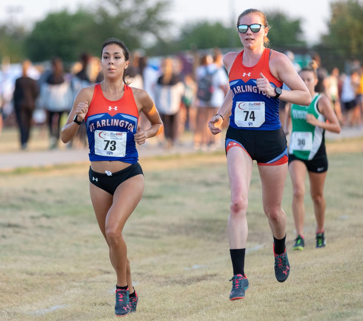 Women's cross-country wins team title while Domangue takes men's crown in Gerald Richey Invitational