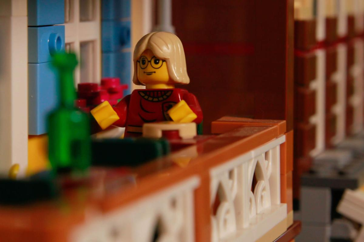 Arlington official brings city budget video to life with Legos