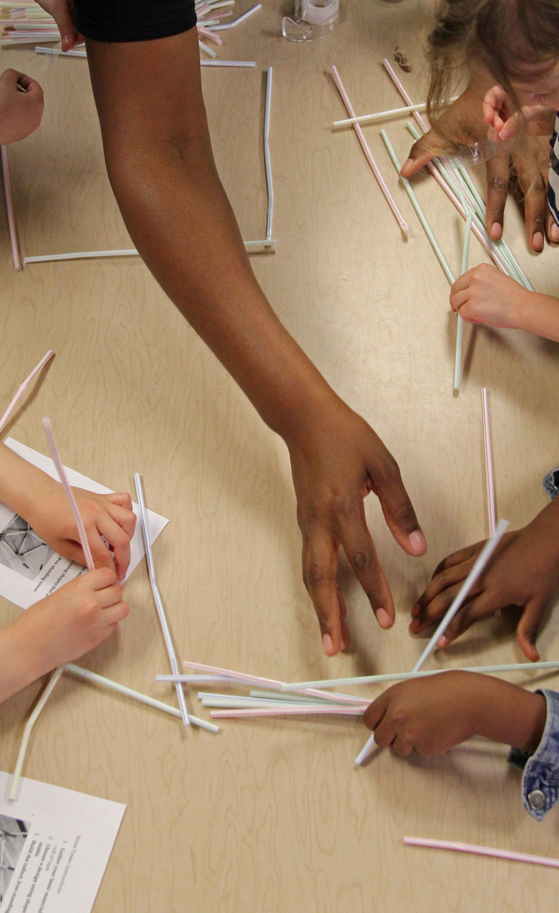 MavsChallenge runner up uses builder kit to get kids excited about STEM