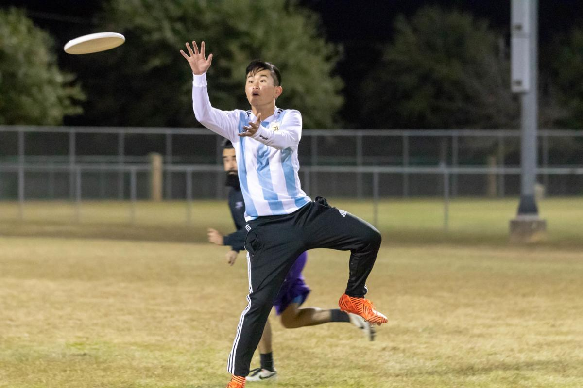 Ultimate Frisbee provides competition, stability to students