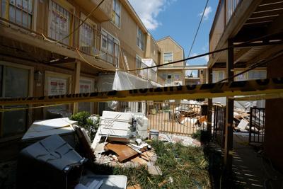 UTA readies to demolish Maple Square, Garden Club apartments