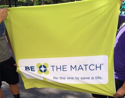 Fraternity registers bone marrow donors