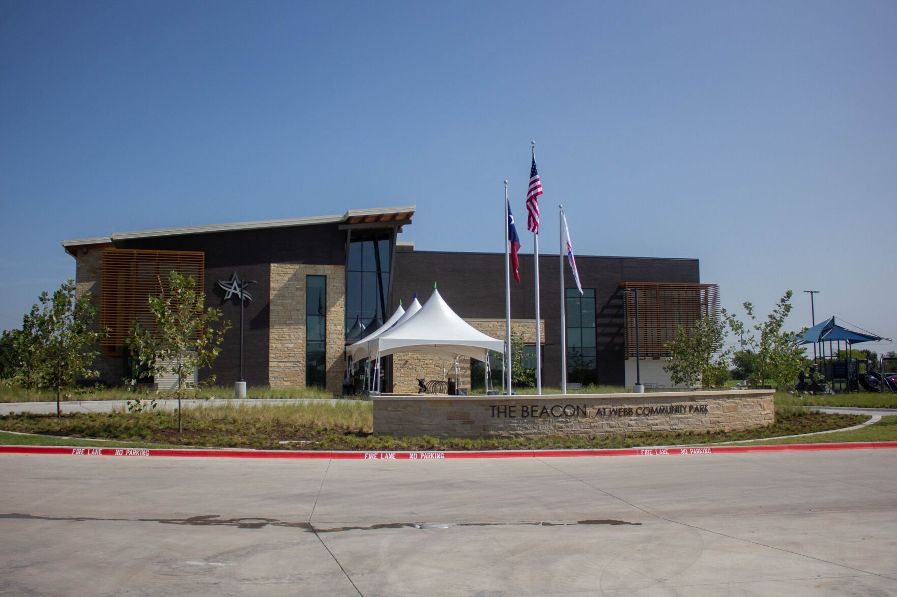 The Beacon Recreation Center holds opening ceremony, guided tour in southeast Arlington