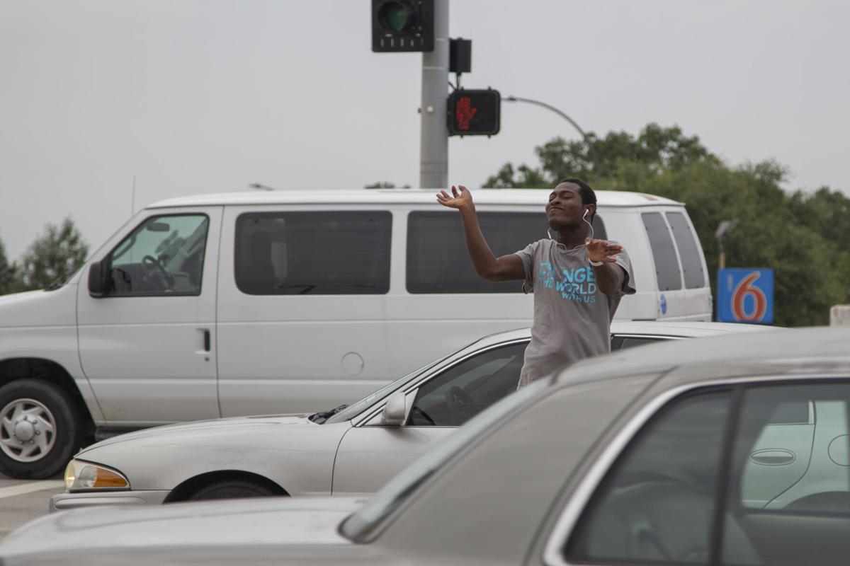 'I feel like I'm free': Arlington resident dances around the city and has no plans to stop