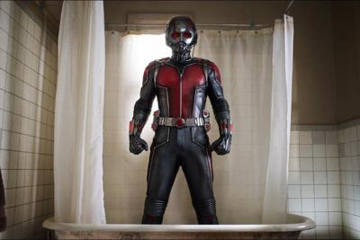 Review: Ant-Man is mostly bland