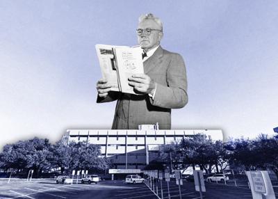 UT System approves renaming Davis Hall to University Administration Building