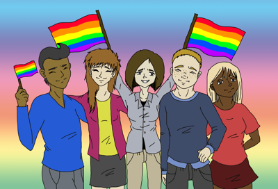 The LGBTQA Program provides advocacy, support for people of all identities on campus