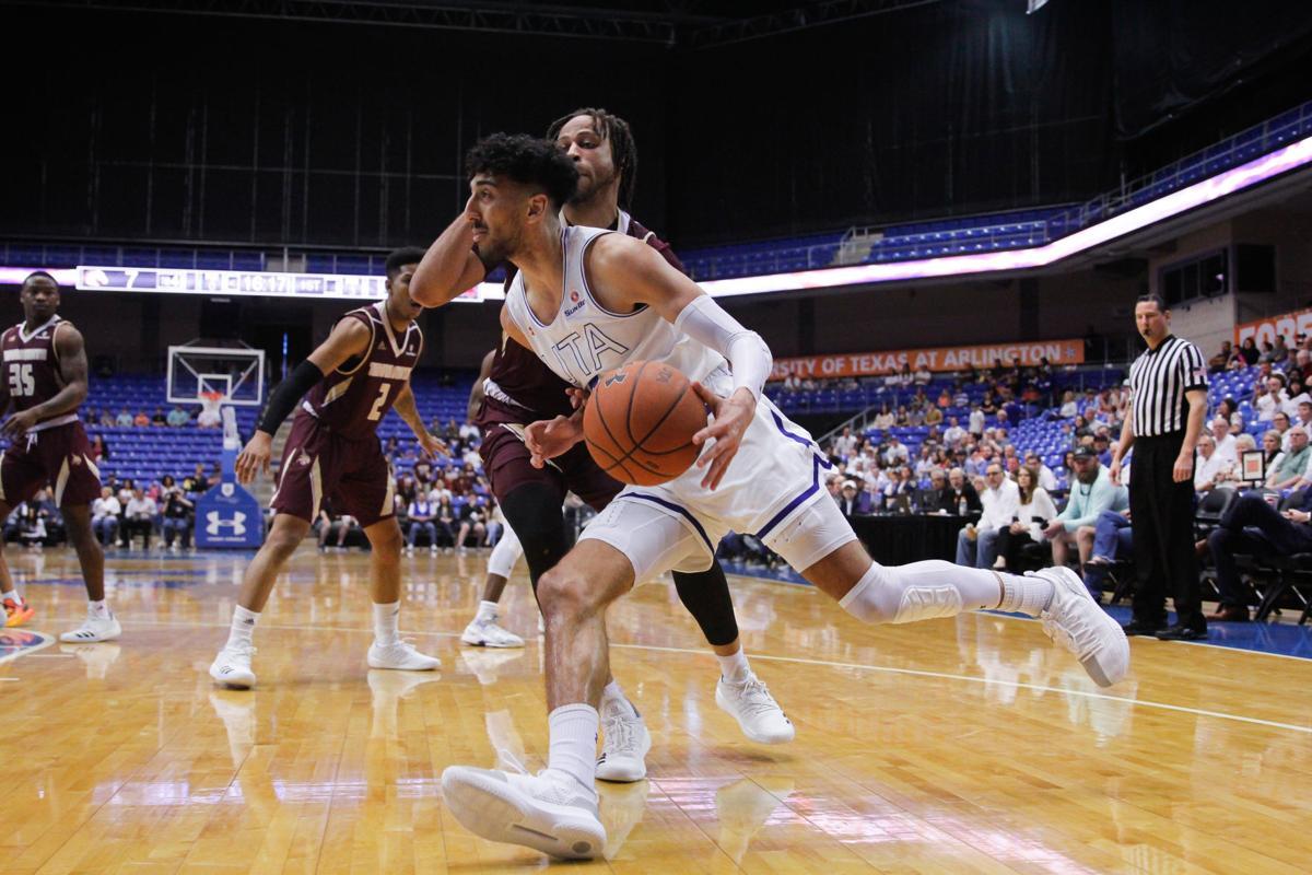 UTA men's basketball defeats Texas State, claims No. 2 seed