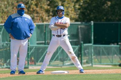 On the brink of history, senior shortstop Josh Minjarez keeps his nose to the grindstone
