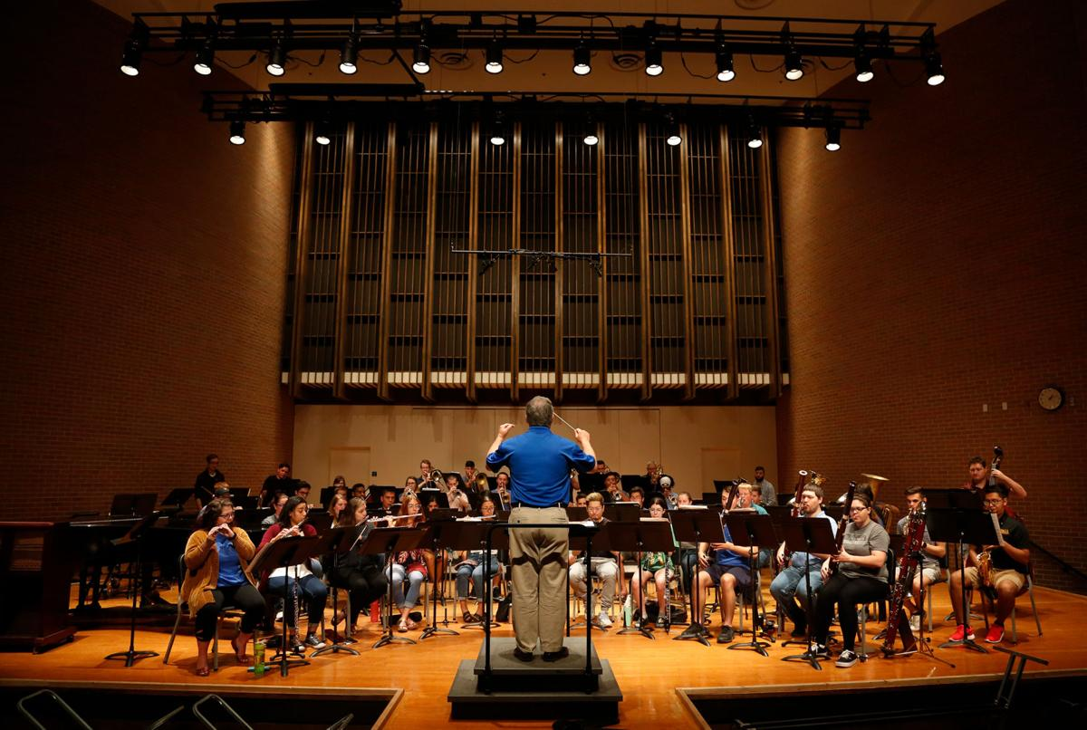 First UTA Wind Symphony concert of the semester to feature 'Pines of Rome'