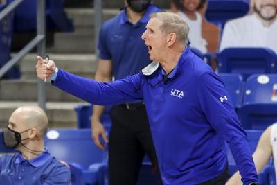 UTA Athletics selects Greg Young as new men's basketball head coach
