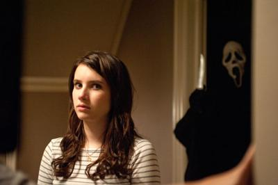 Scream 4' actress Emma Roberts dishes about her experience