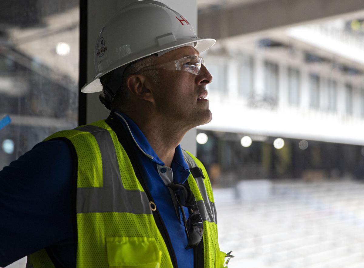 UTA architecture alumnus returns to Arlington to work on Globe Life Field