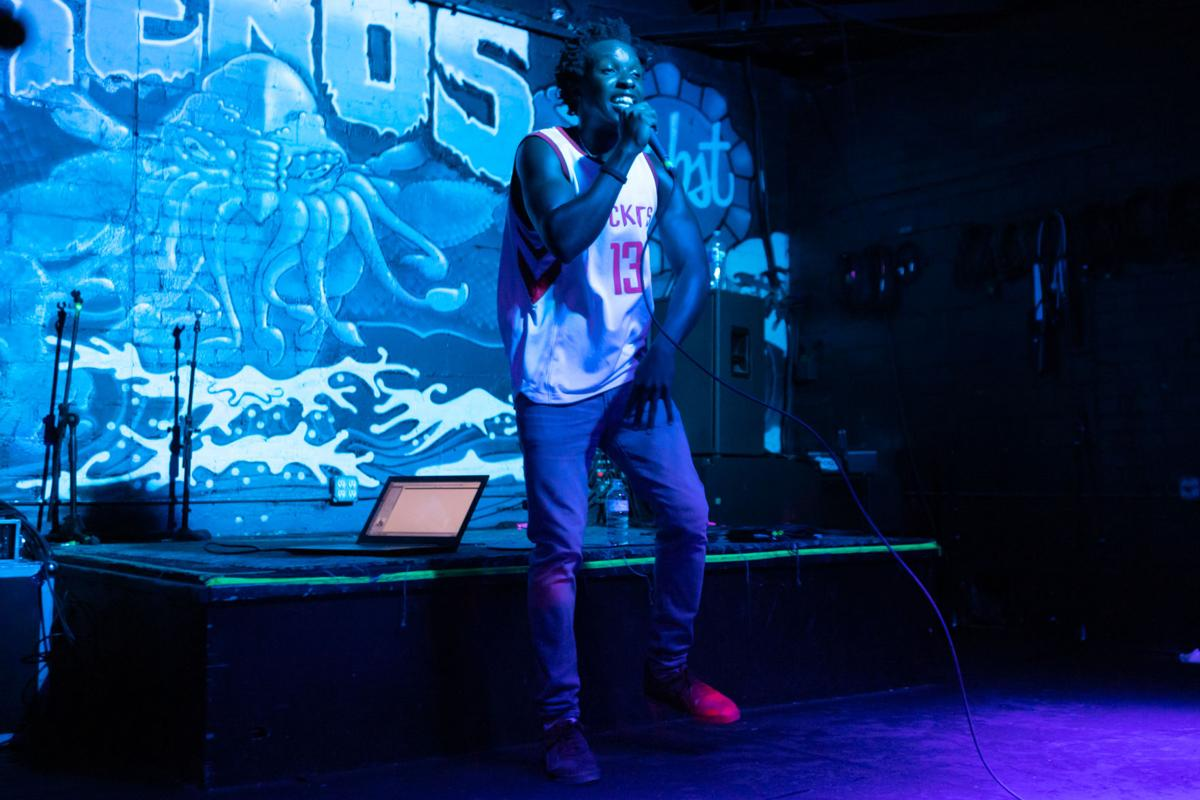 "Photos: Alumnus, rapper ""TEN."" performs first paid show in Deep Ellum"
