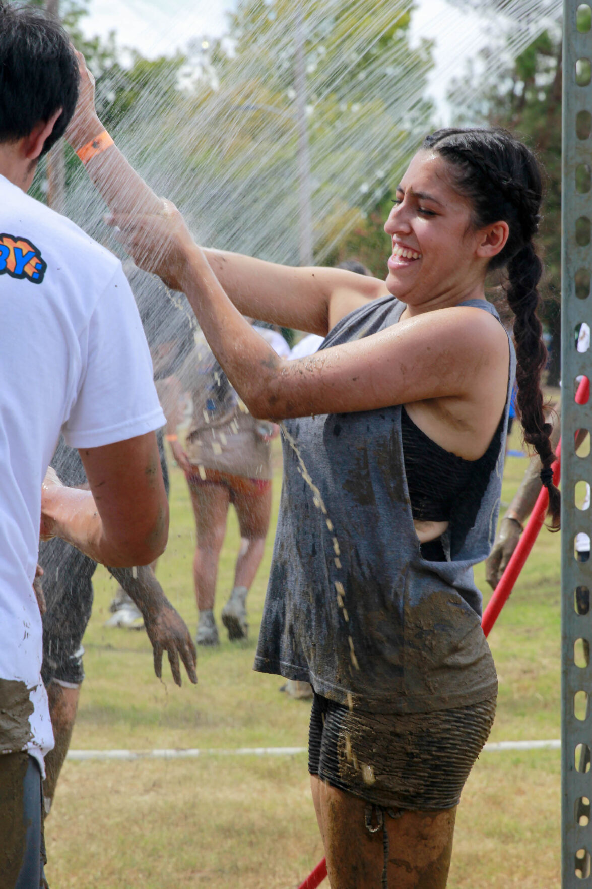 Photos: The return of Oozeball, UTA's muddiest tradition