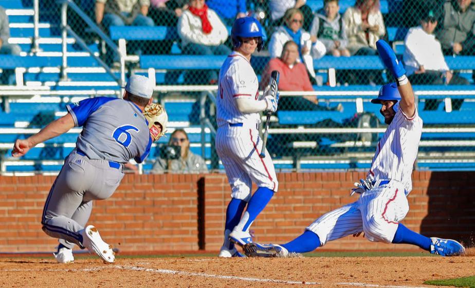 Photos: UTA baseball opens season with 7-0 win against Texas A&M University Corpus Christi