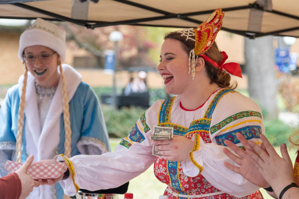Holiday Market event brings a world of cultures to UTA for a multiethnic holiday celebration