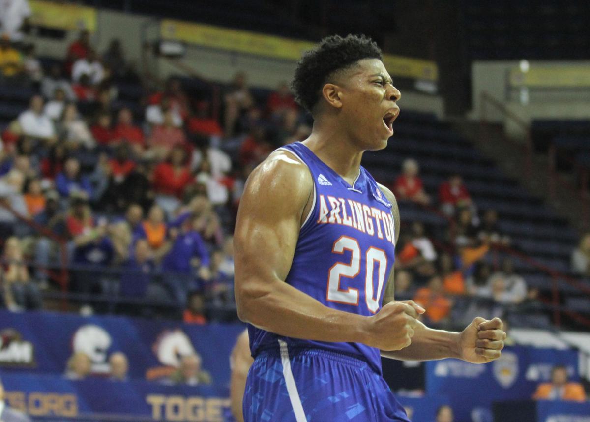 UTA men's basketball defeats University of Louisiana at Lafayette in semifinal