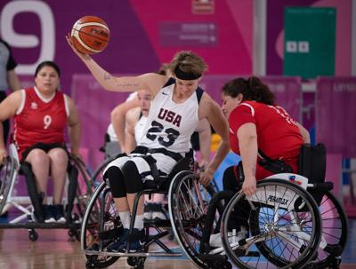 Former, current Lady Movin' Mav players secure bid to 2020 Paralympic Games in Tokyo