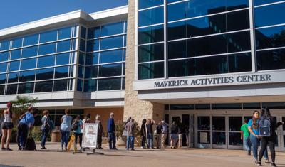 Maverick Activities Center to host early voting for Texas primary runoffs