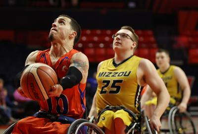 UTA to host Toyota International Wheelchair Basketball Showdown