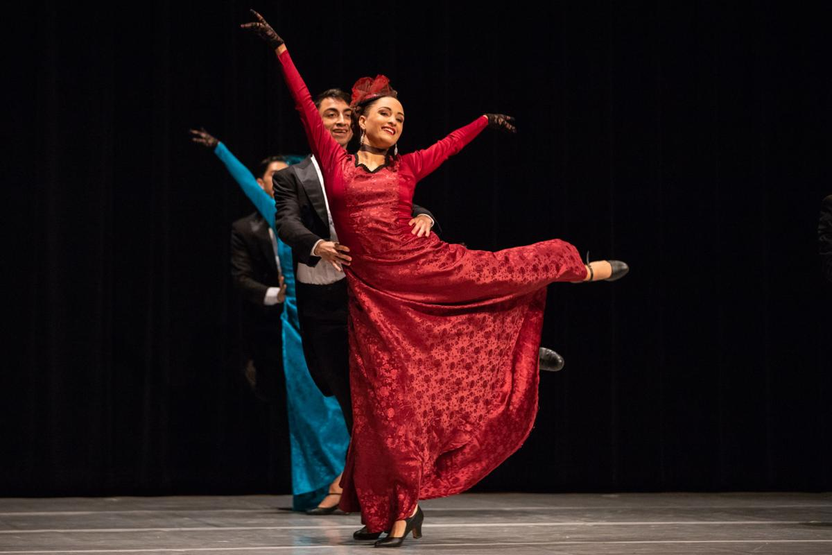Ballet Nepantla performs Valentina for Hispanic Heritage Month