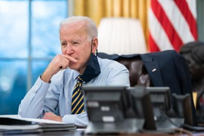 President Biden announces he will open vaccine availability to all adults by May 1 in national address