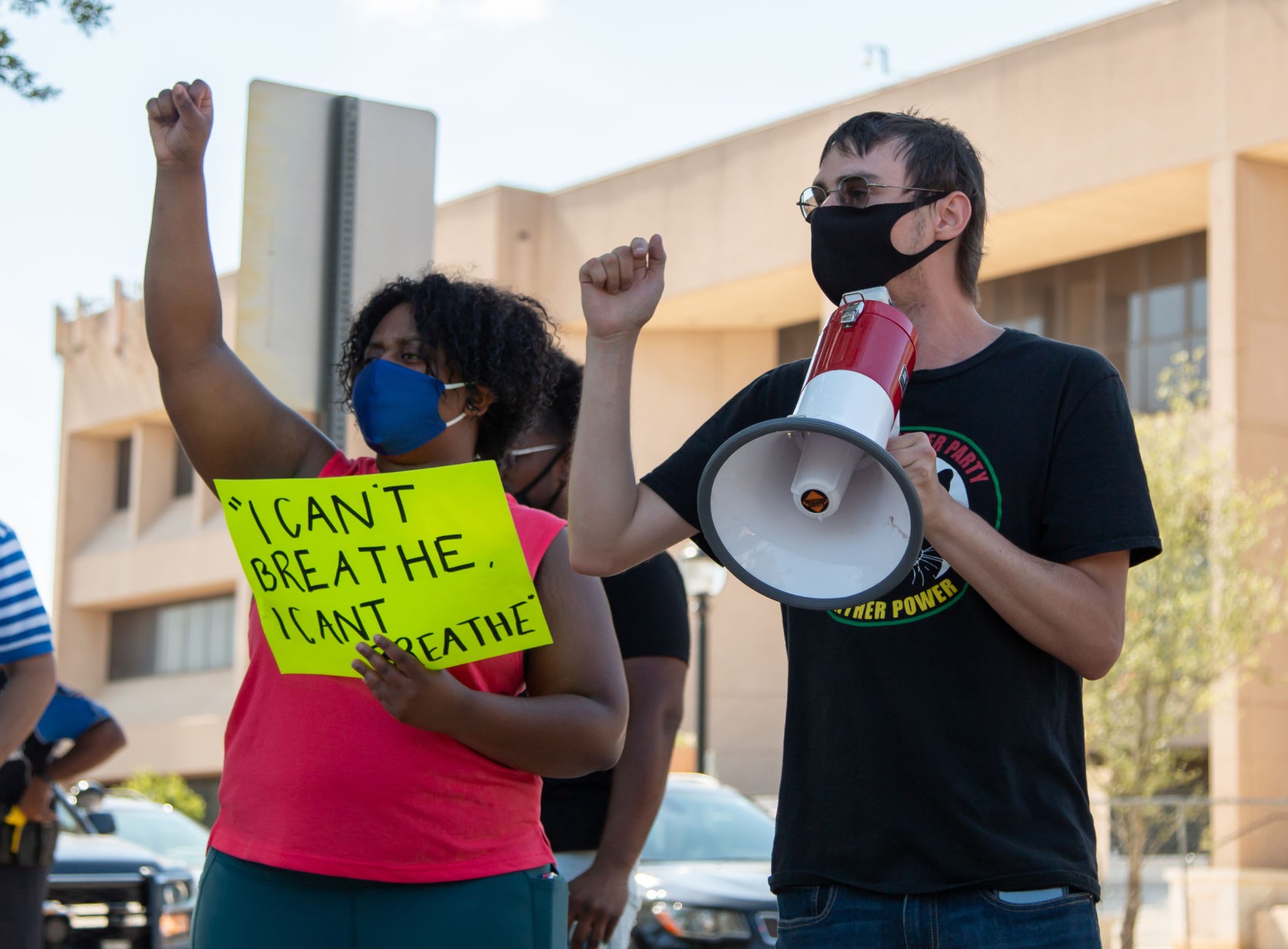See the latest protest news for Arlington, Dallas and Fort Worth