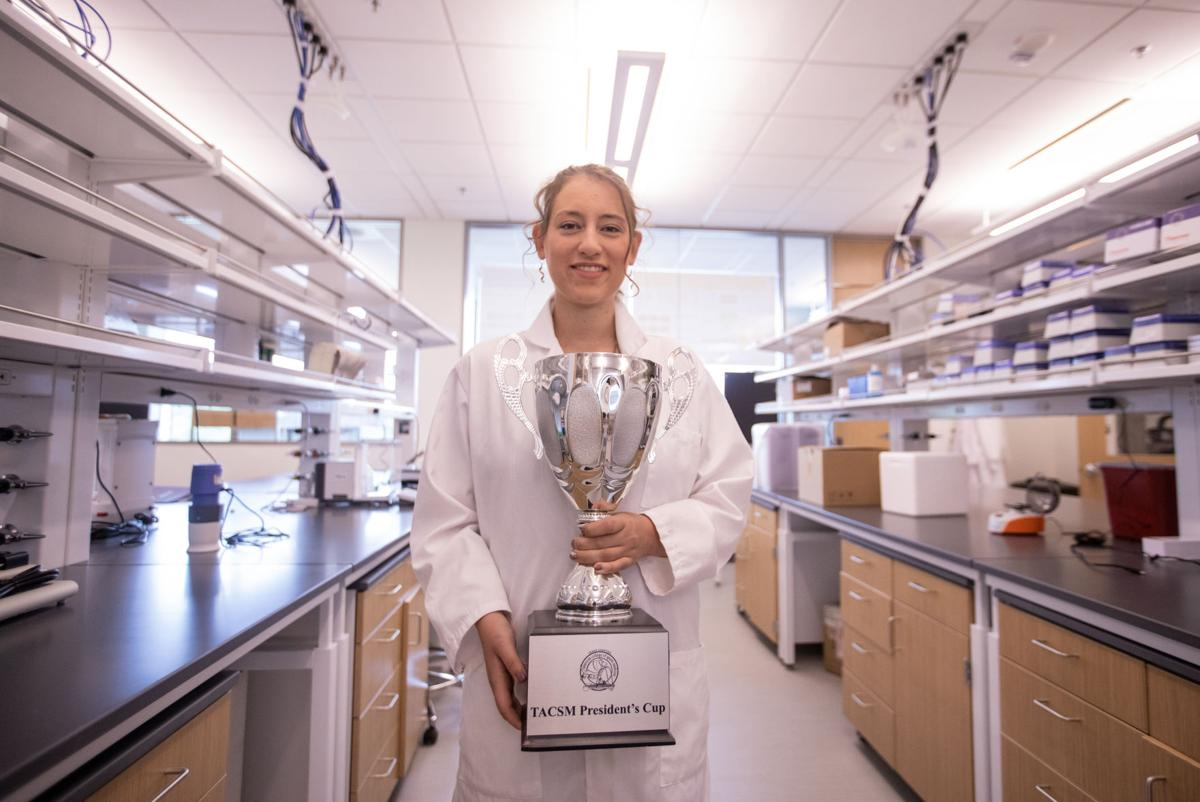 UTA student wins American College of Sports Medicine award for work on tissue regeneration