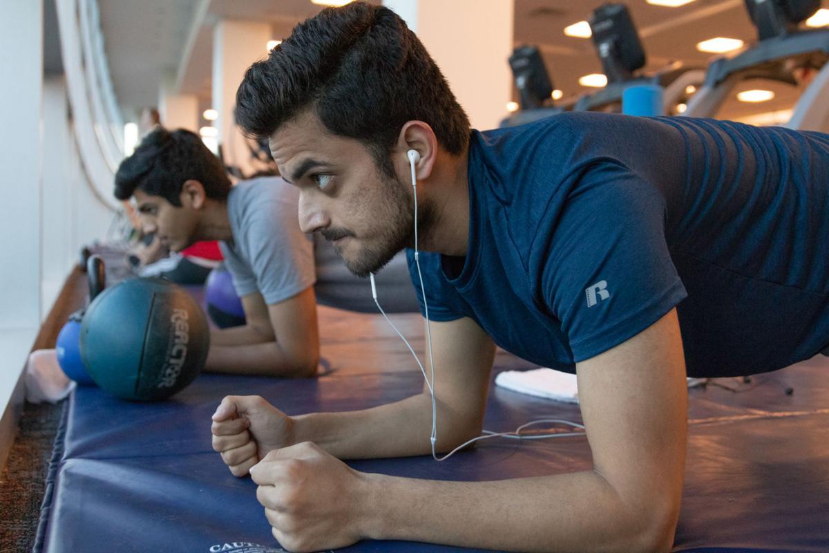 Benefits of a gym buddy