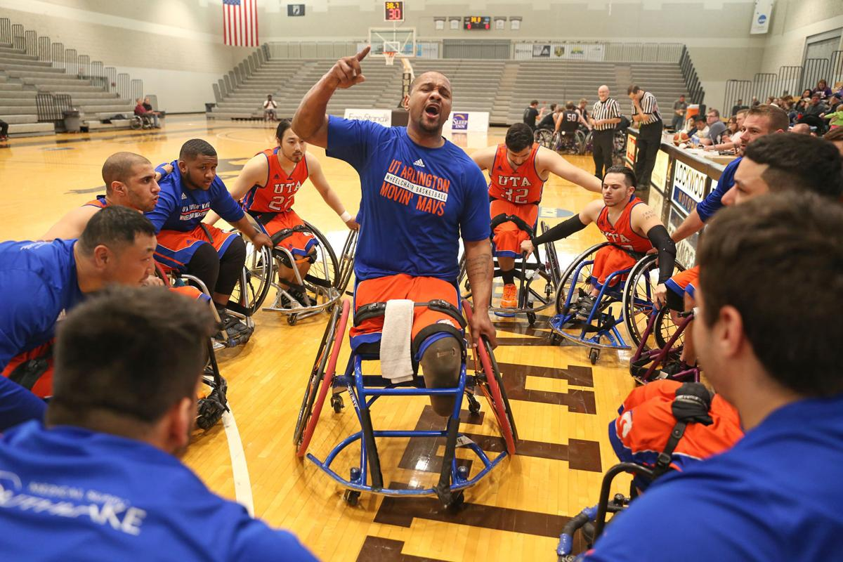 Movin' Mavs, Lady Movin' Mavs to compete in national wheelchair basketball tournament