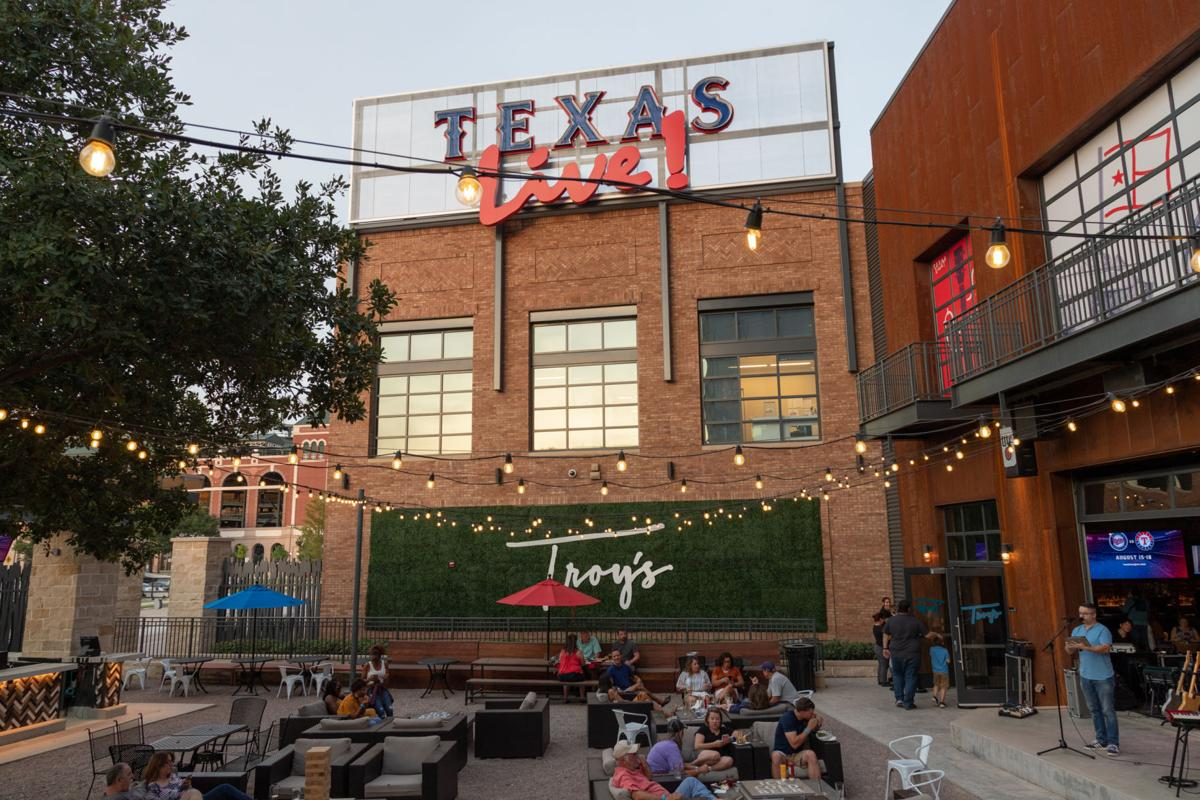 Arlington's developing entertainment district celebrated at Texas Live Birthday Bash
