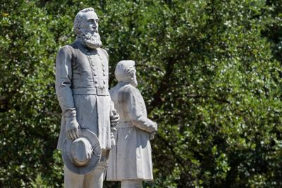 Members of the UTA community make the case for the removal of Confederate memorials