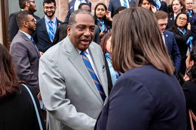 UTA alumnus joins Democratic primary, runs for US Senate
