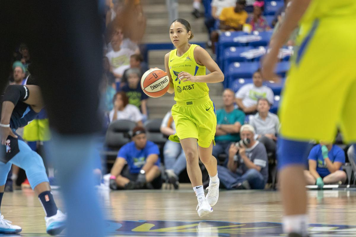 Photos: Dallas Wings break losing streak, defeat Atlanta Dream