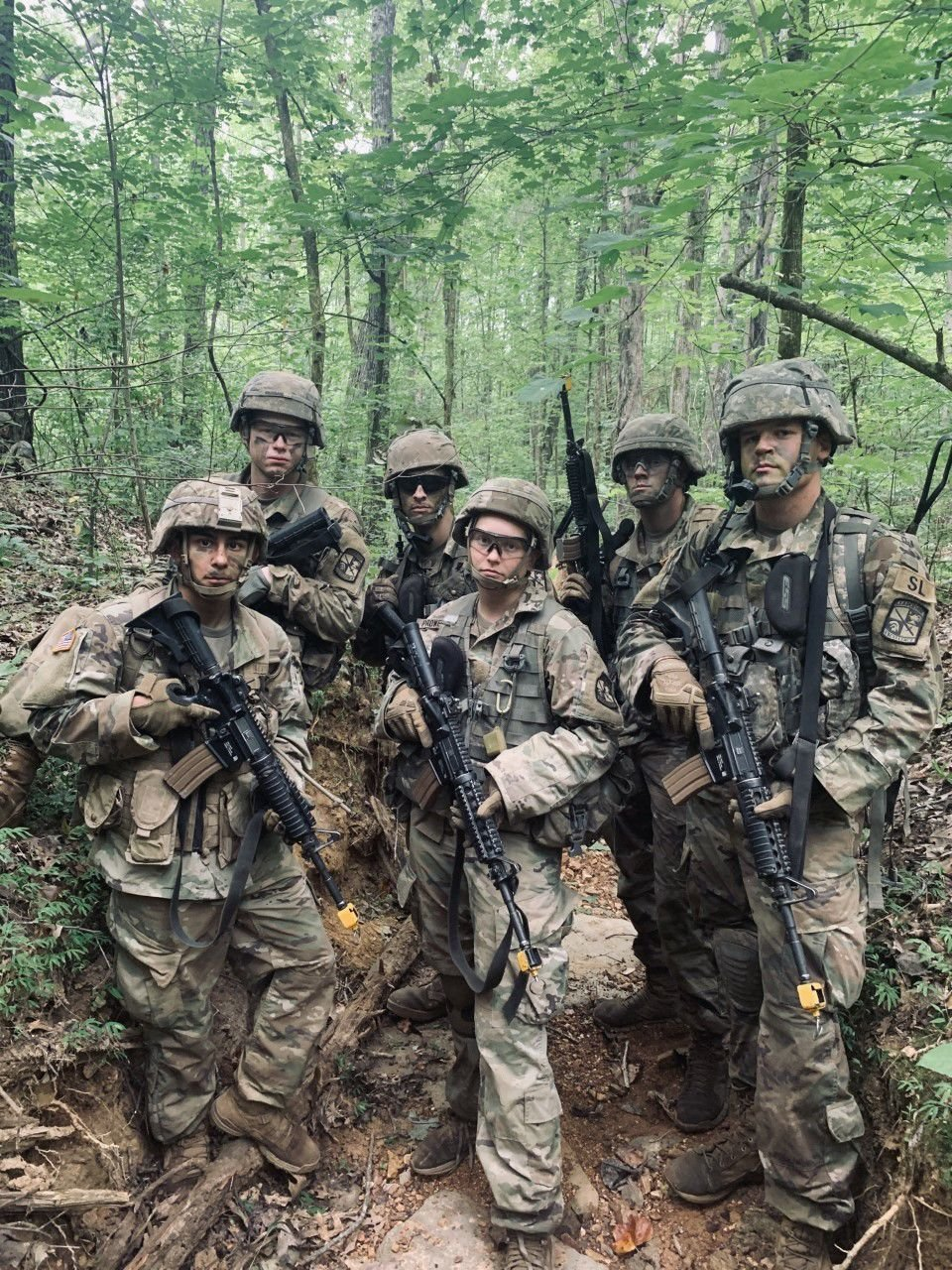 Community: How ROTC training helped me see the best in America