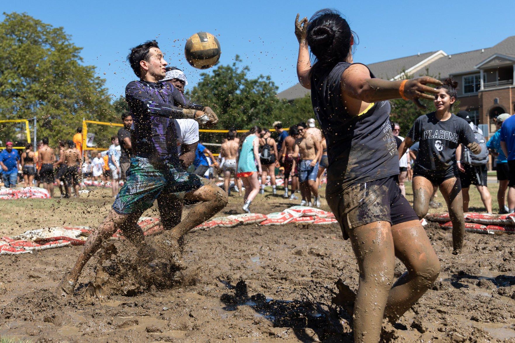 Photos: 31st annual UTA Oozeball tournament brings the fun in a mudslide